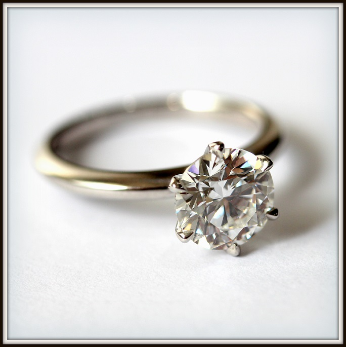 2.00ct E Colour SI1 Clarity Diamond Handmade Platinum Solitaire Engagement Ring 1
